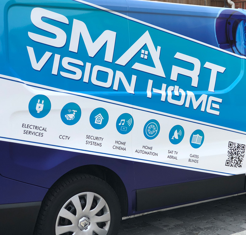 Smart Vision Home